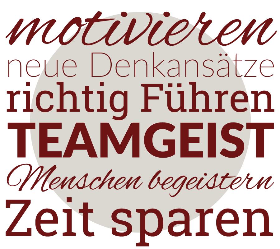 WERTAG Führungskräftecoachig aus Chemnitz: motivieren, neue Denkansätze, richtig Führen, Teamgeist, Menschen begeistern, Zeit sparen